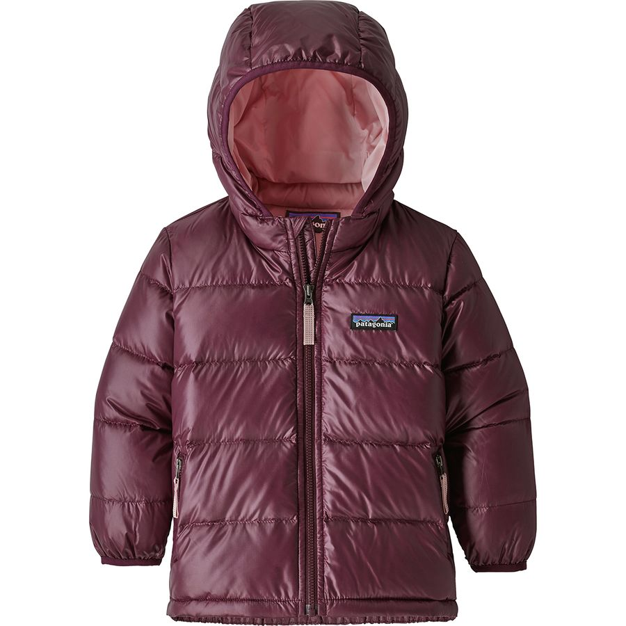 40c80da21 Patagonia Hi-Loft Down Sweater Hooded Jacket - Toddler Girls ...