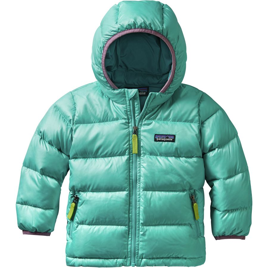 919a84bbca51 Patagonia Hi-Loft Down Sweater Hooded Jacket - Infant Girls ...