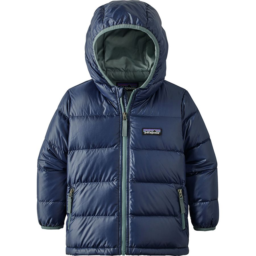 17a6506ff Patagonia Hi-Loft Down Sweater Hooded Jacket - Toddler Boys ...