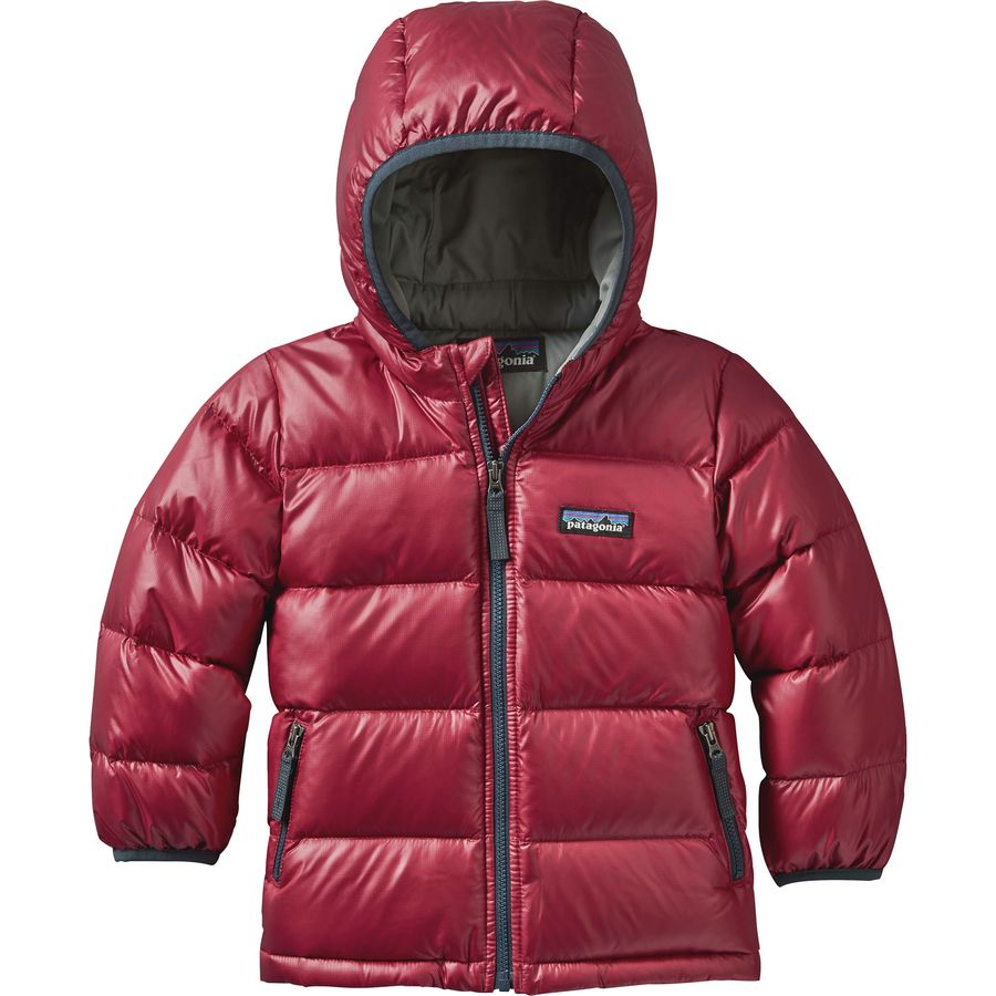 Patagonia Hi Loft Down Sweater Hooded Jacket Toddler