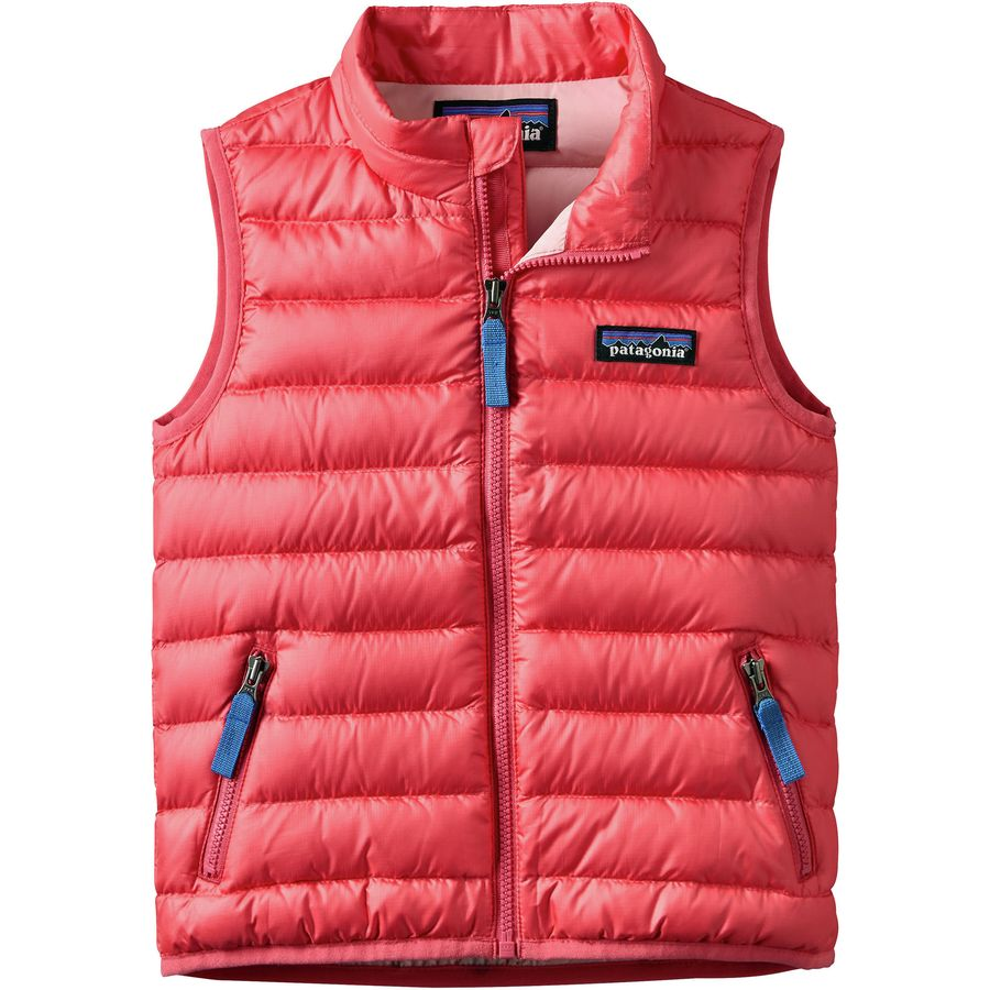 Patagonia Down Sweater Vest Toddler Girls Backcountry Com