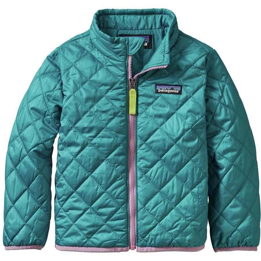 Patagonia Nano Puff Jacket Infant Girls Backcountry Com