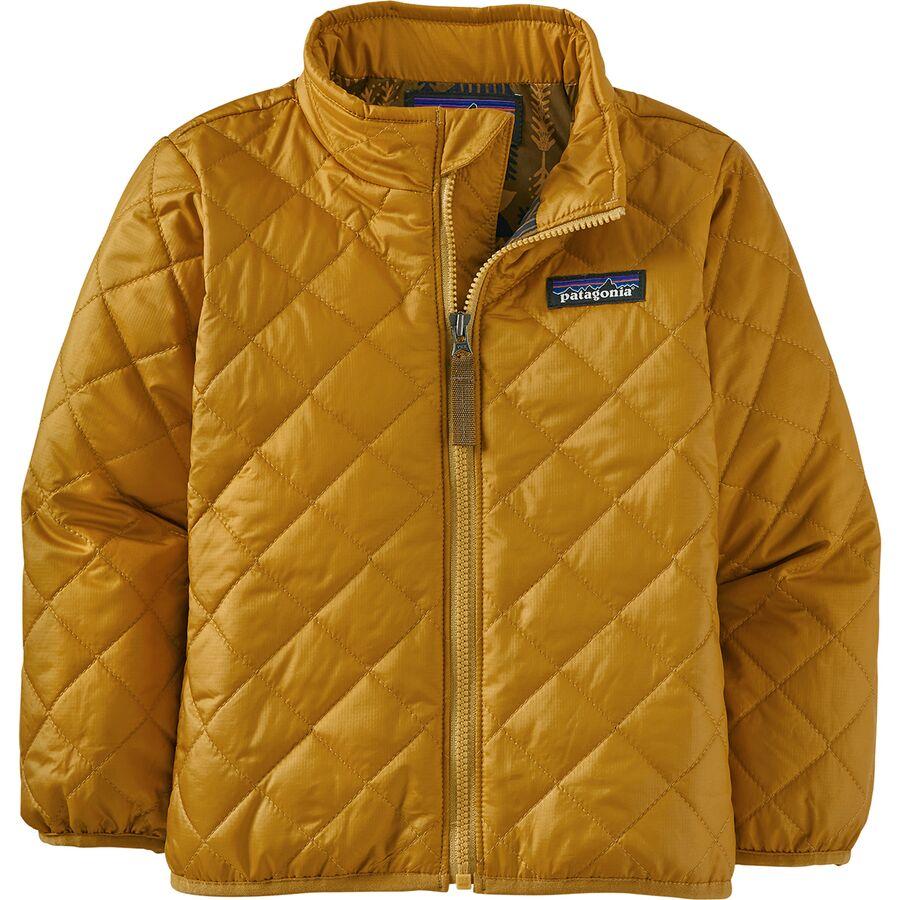 Patagonia - Nano Puff Jacket - Toddler Boys' - Buckwheat Gold