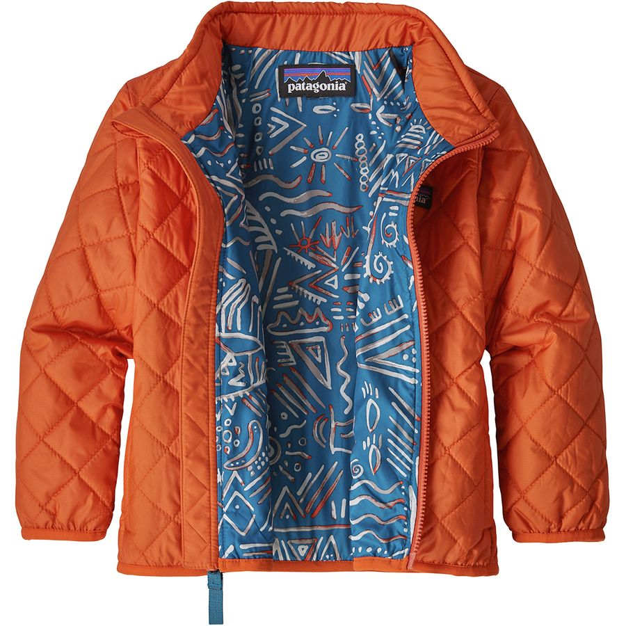 fddf5844a Patagonia Nano Puff Jacket - Toddler Boys