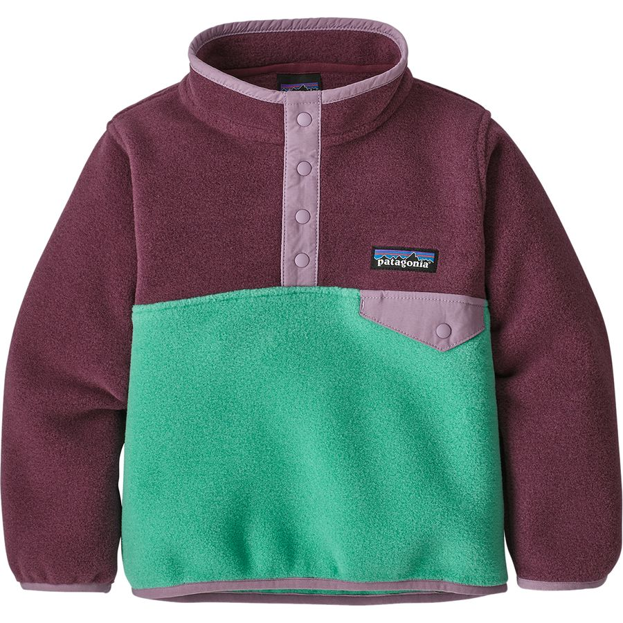5d54f5c8e Patagonia Synchilla Snap-T Fleece Pullover - Toddler Girls'