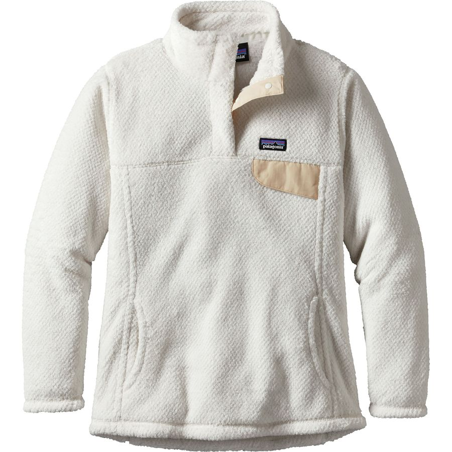 Patagonia Re Tool Snap T Pullover Fleece Girls