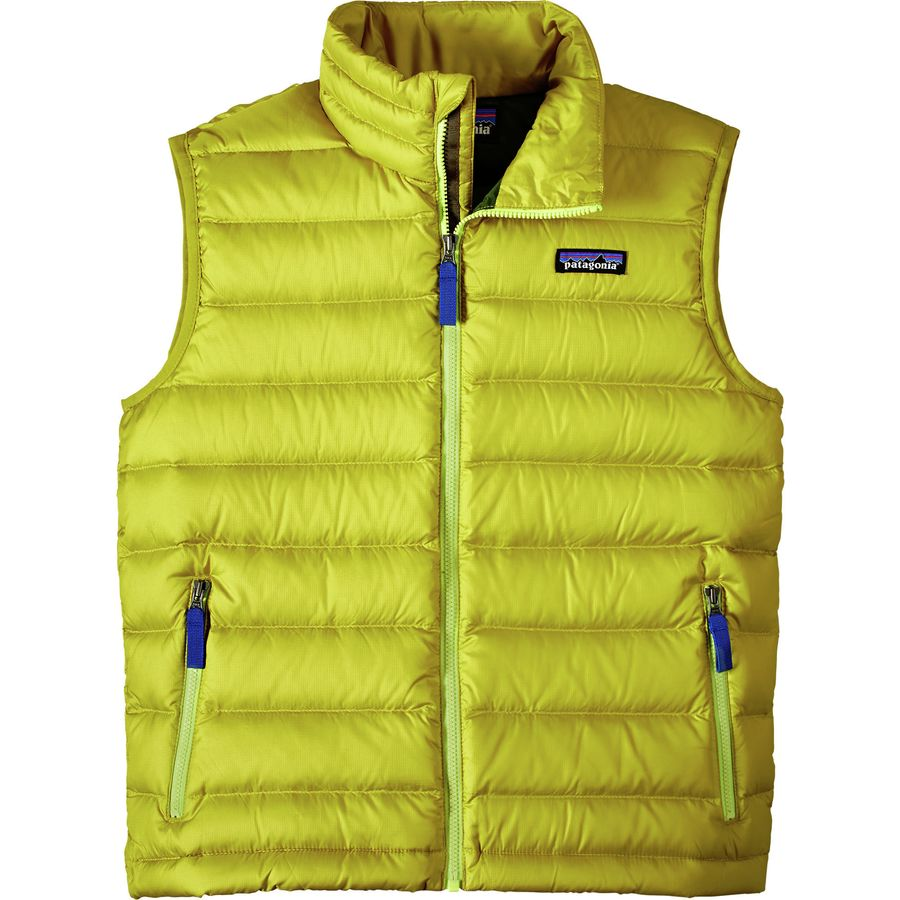 Patagonia Down Sweater Vest - Boys' | Backcountry.com