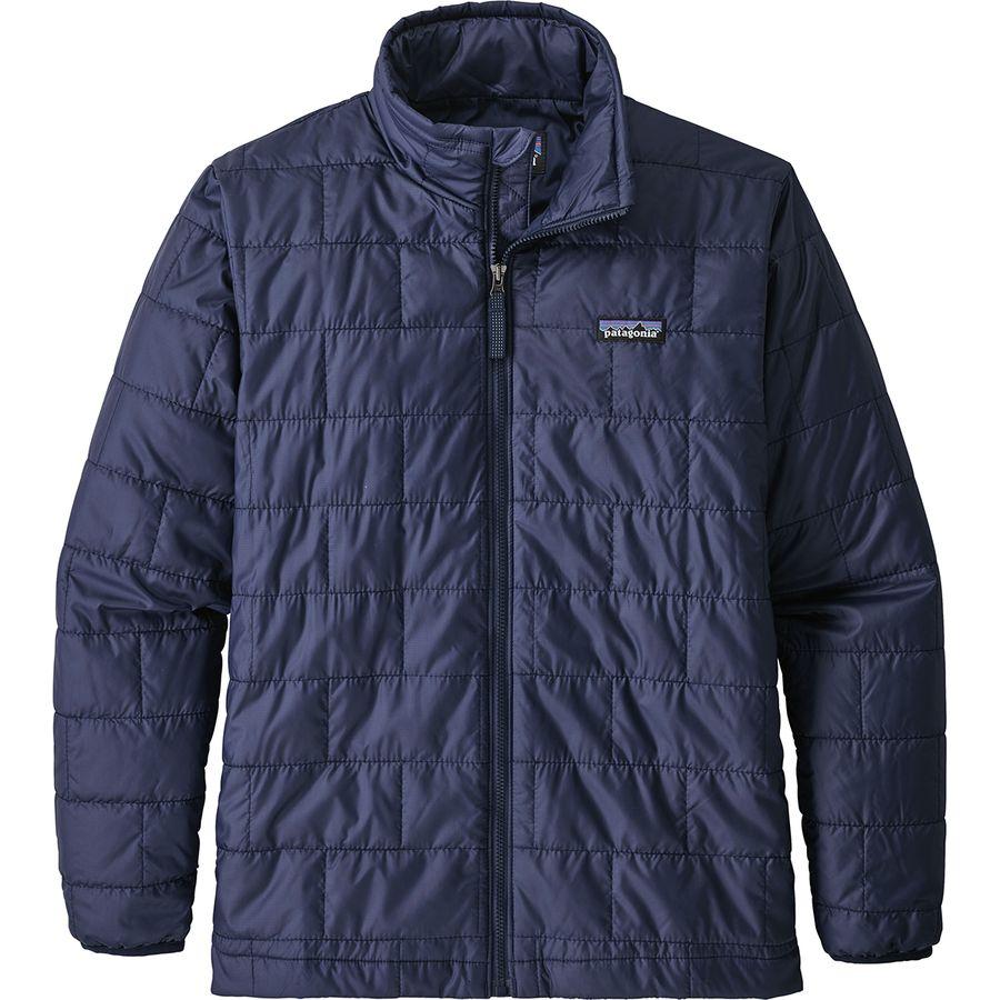 4756615ff Patagonia Nano Puff Jacket - Boys