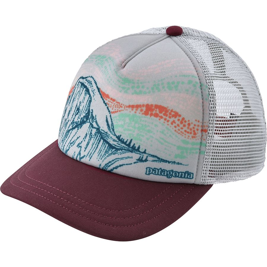 d040feb3d62 Patagonia - Raindrop Peak Interstate Hat - Women s - Dark Currant
