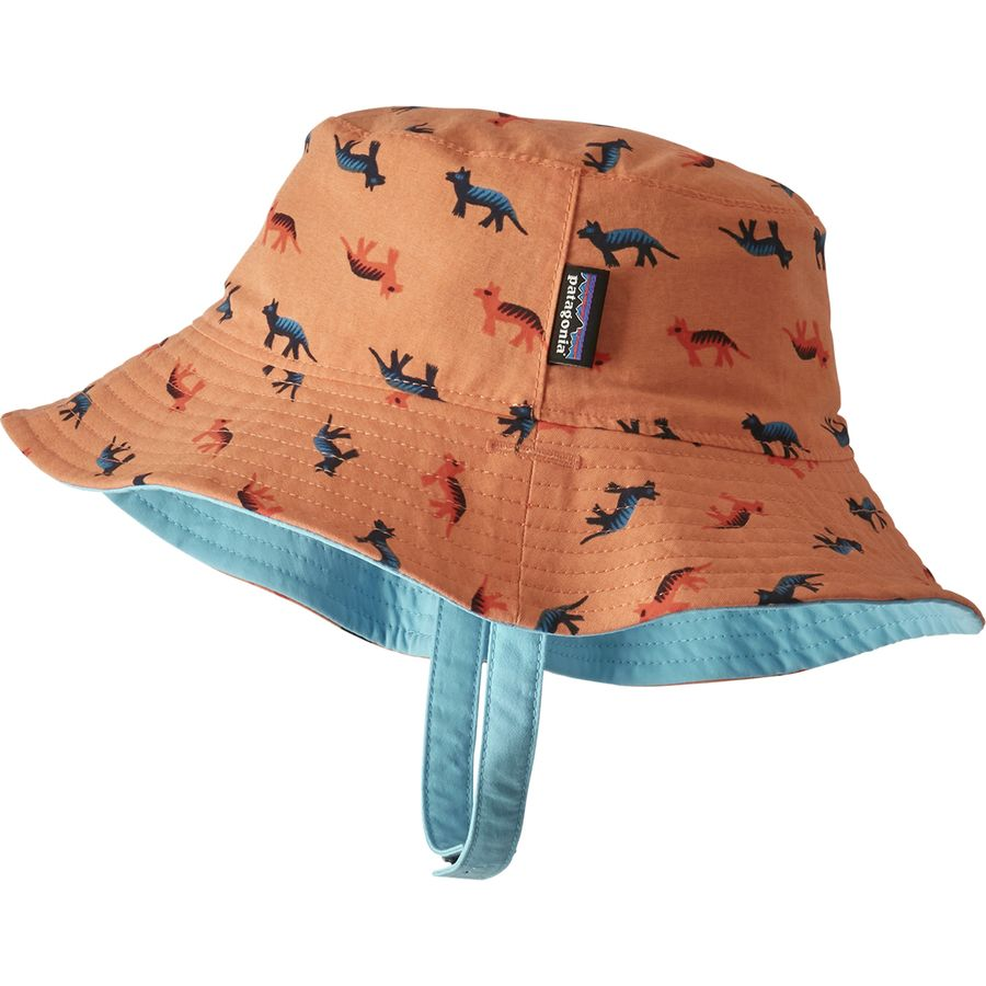 b63d13a85cd Patagonia Baby Sun Bucket Hat - Kids