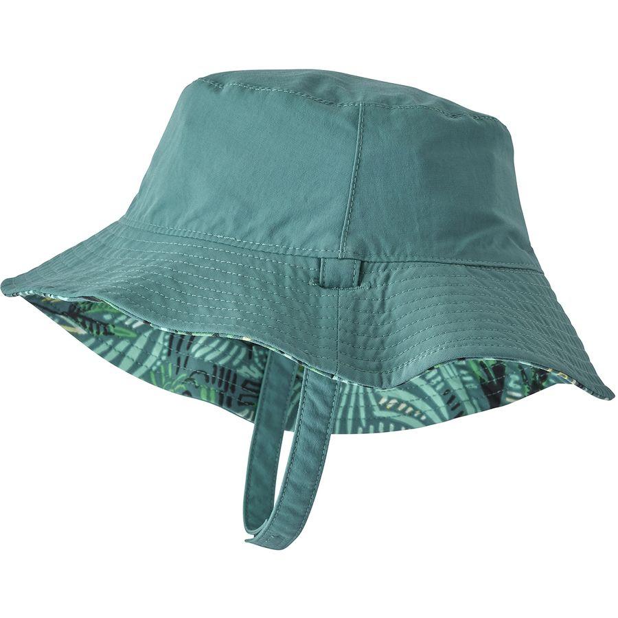 Patagonia Baby Sun Bucket Hat Kids Backcountry Com