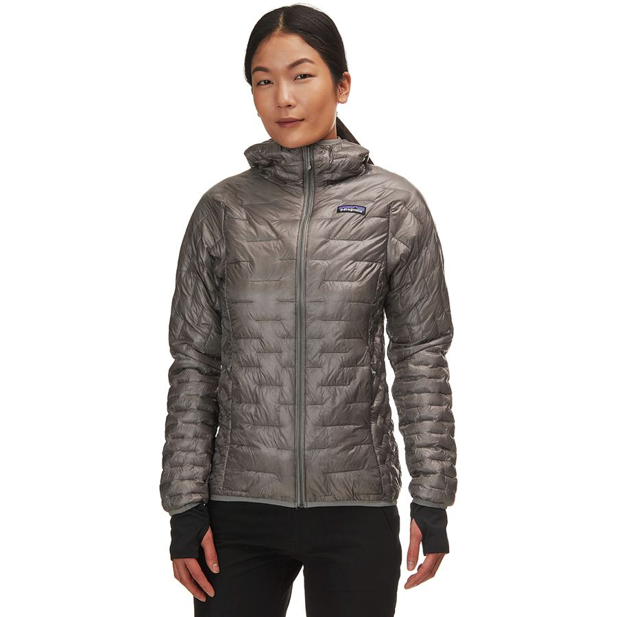 Micro Puff Hooded Insulated Jacket   Women's by Patagonia