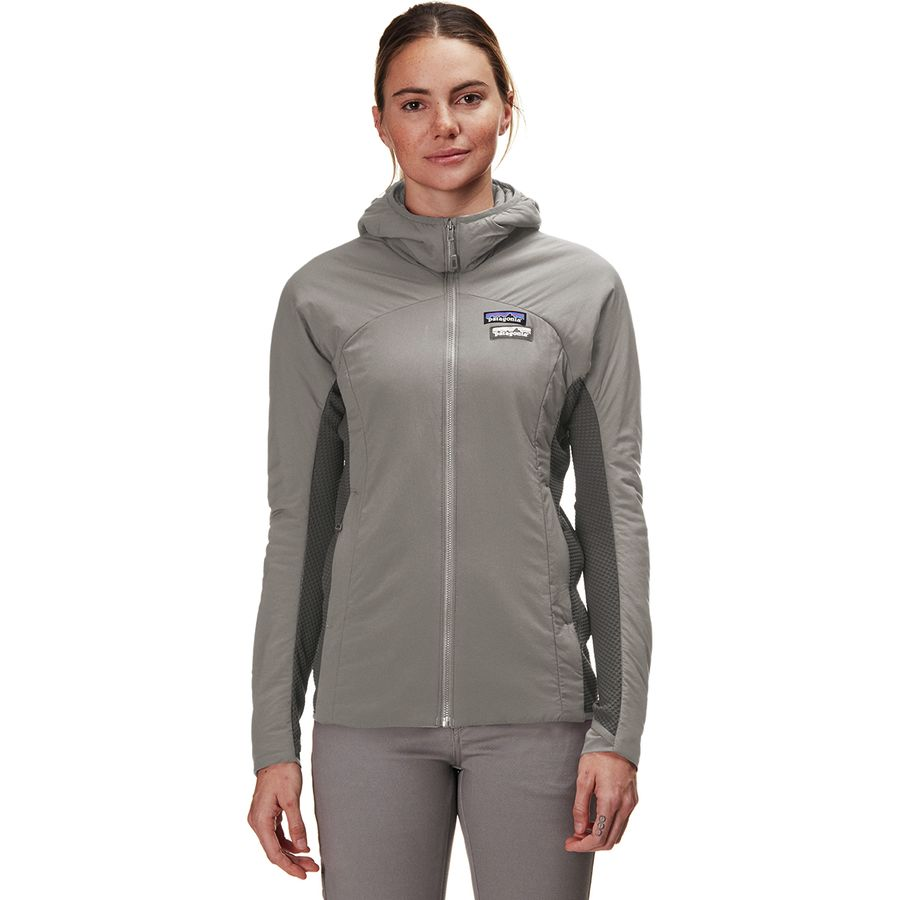 Patagonia Nano Air Light Hybrid Hooded Jacket Women S