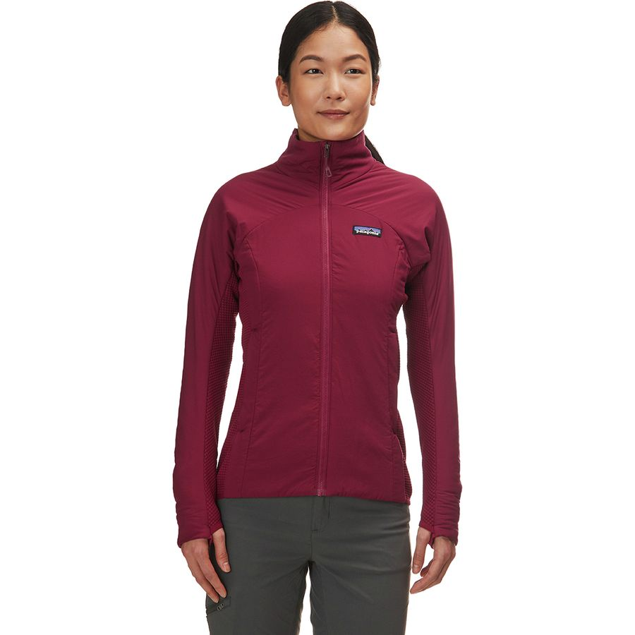 76707749a9c Patagonia - Nano-Air Light Hybrid Insulated Jacket - Women s - Arrow Red
