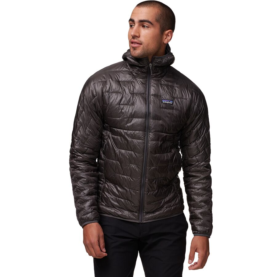 Patagonia Micro Puff Hooded Insulated Jacket Men's