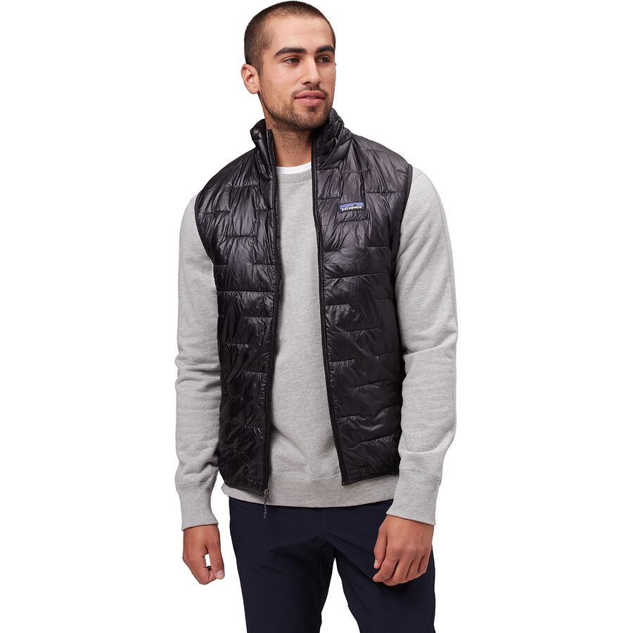 Patagonia Micro Puff Insulated Vest - Mens