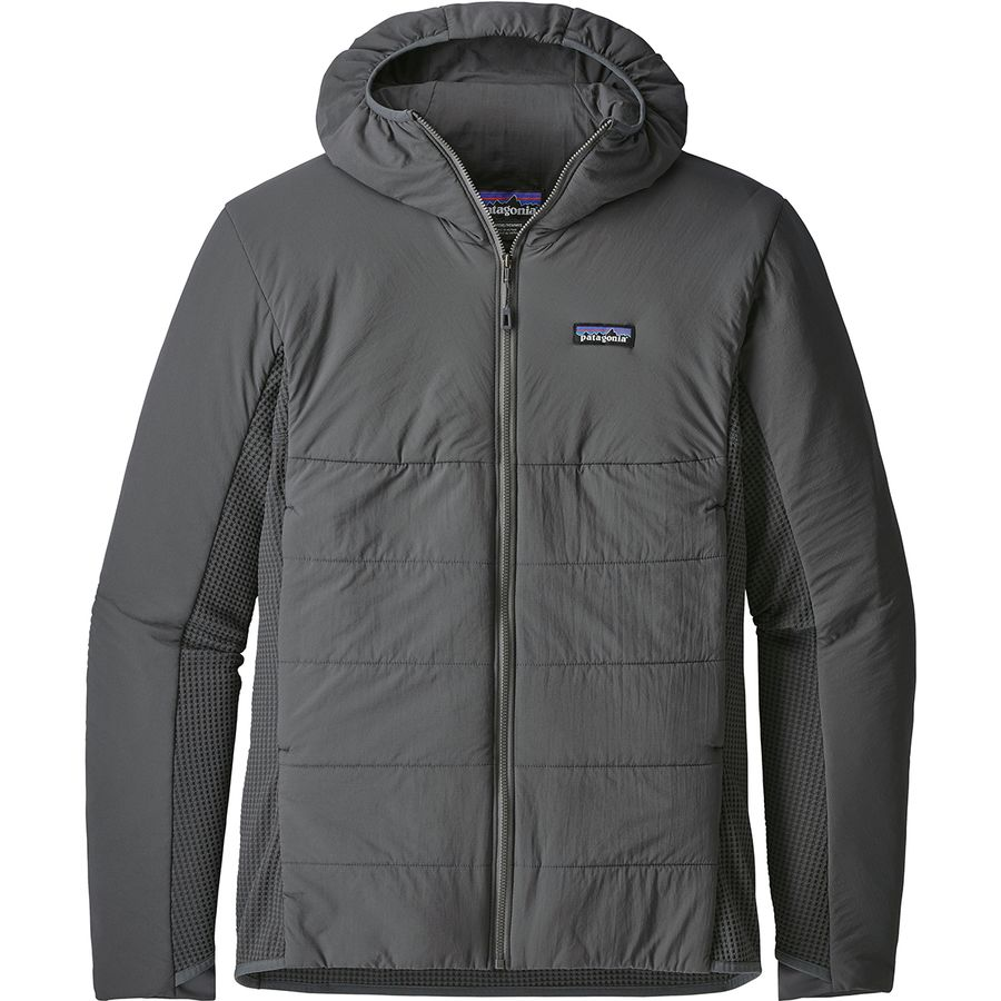 Patagonia Nano Air Light Hybrid Insulated Hooded Jacket