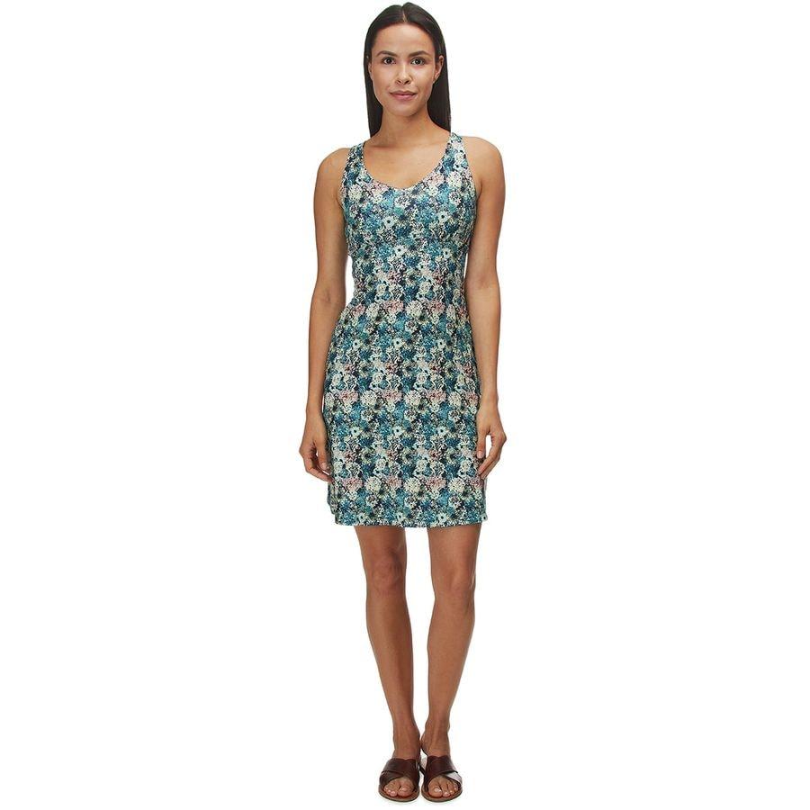 b3d8ee91532 Patagonia - Magnolia Spring Dress - Women s - Furnai Floral New Navy