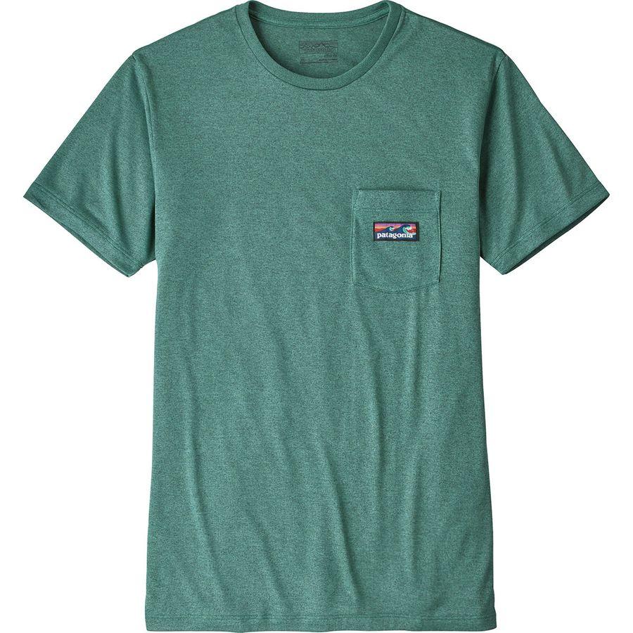 Patagonia Hybrid Pocket Responsibili-T-Shirt - Mens