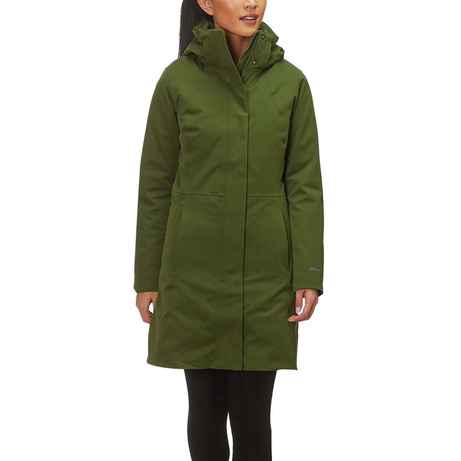 557326c56eb Patagonia - Tres Down 3-in-1 Parka - Women s - Nomad Green
