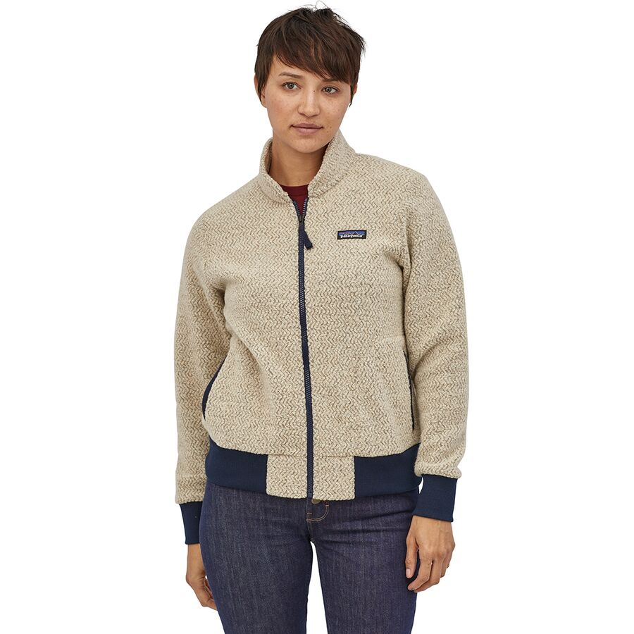 Patagonia Woolyester Fleece Women's Jacket