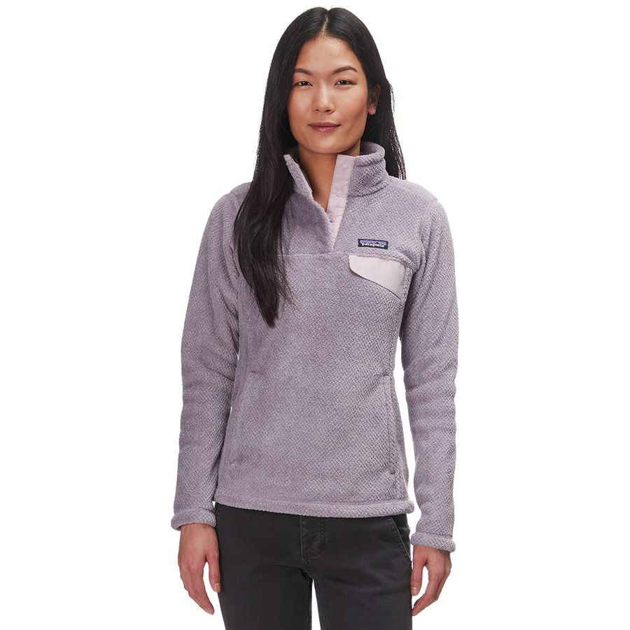 Patagonia Re-Tool Snap-T Fleece Pullover - Women s  c62ab3e394