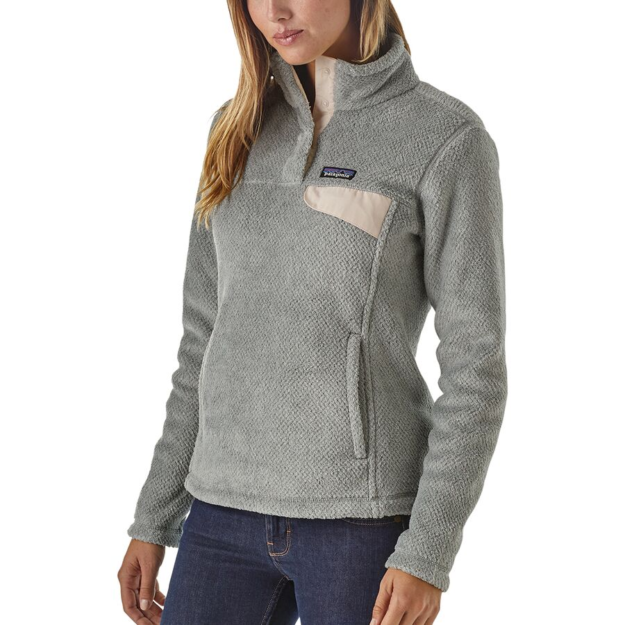 72dceb6a66ed1d Patagonia - Re-Tool Snap-T Fleece Pullover - Women s - Tailored Grey