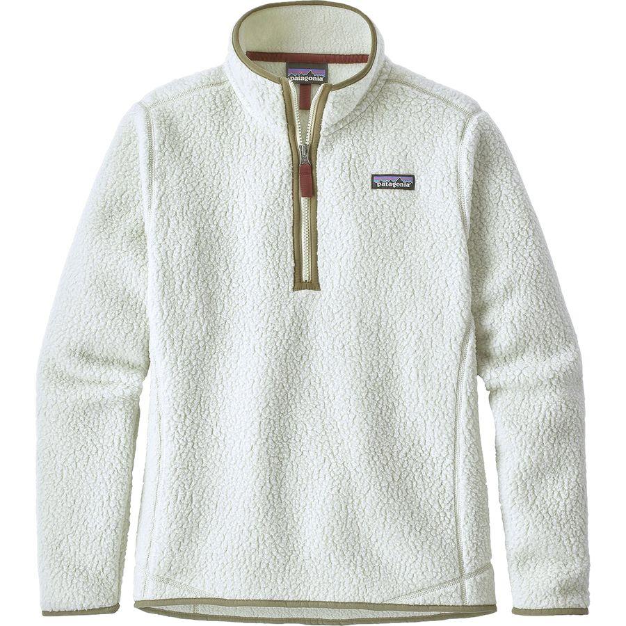 df98183a529f Patagonia Retro Pile 1 4-Zip Fleece Jacket - Women s