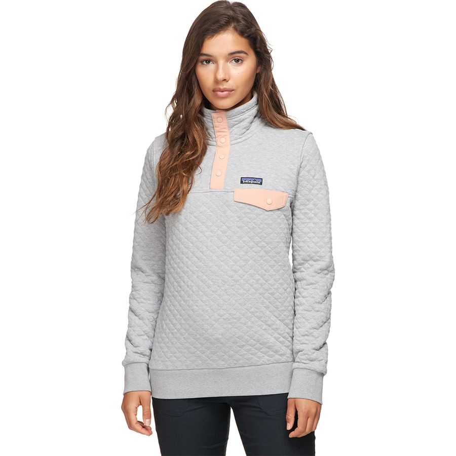 Patagonia Cotton Quilt Snap T Pullover Review: Patagonia Organic Cotton Quilt Snap-T Pullover Sweatshirt