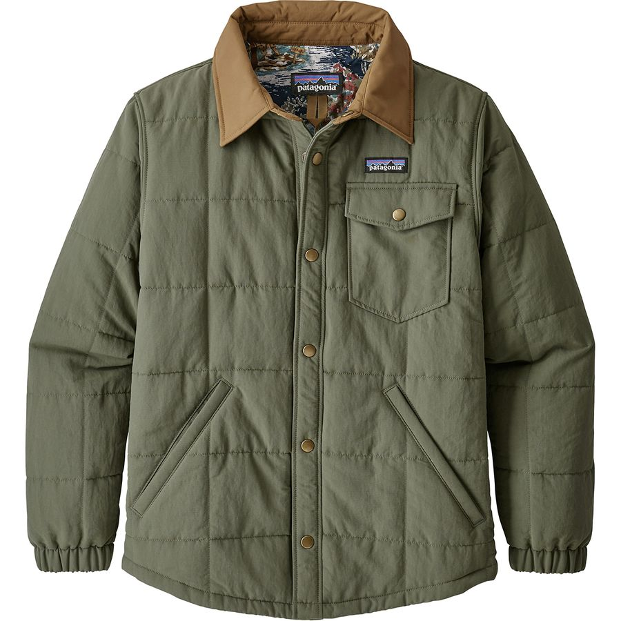 Patagonia Quilted Shacket Boys Backcountry Com