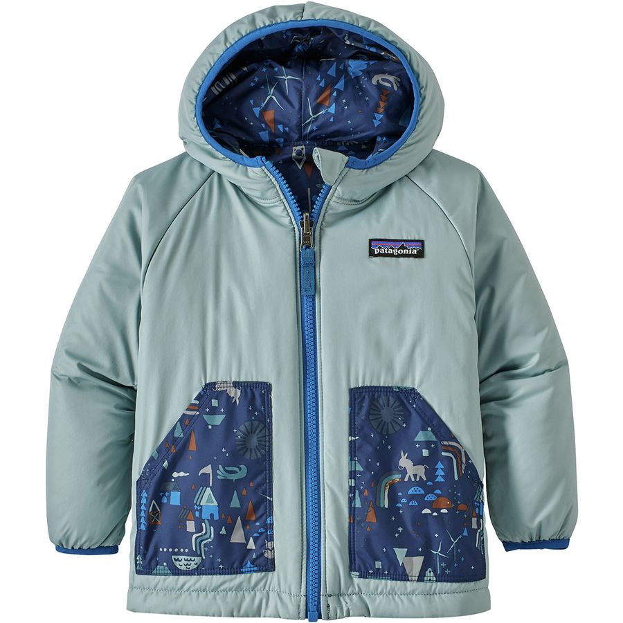 7afbdb0fa959 Patagonia Puff-Ball Reversible Jacket - Infant Boys