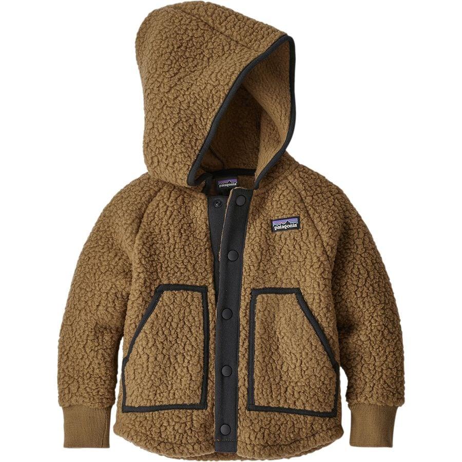 1226ce0a5400f Patagonia - Retro Pile Jacket - Toddler Boys  -