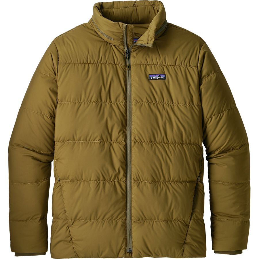 f7f3cad5c2a Patagonia Silent Down Insulated Jacket - Men's | Backcountry.com