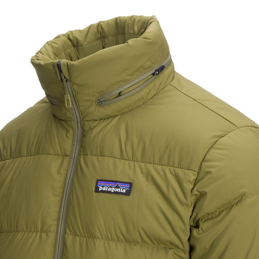 Patagonia Silent Down Insulated Jacket - Men's ...