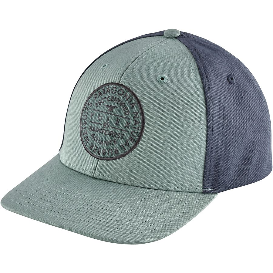 Patagonia - Grow Our Own Roger That Hat - Cadet Blue ae5bd79d76e