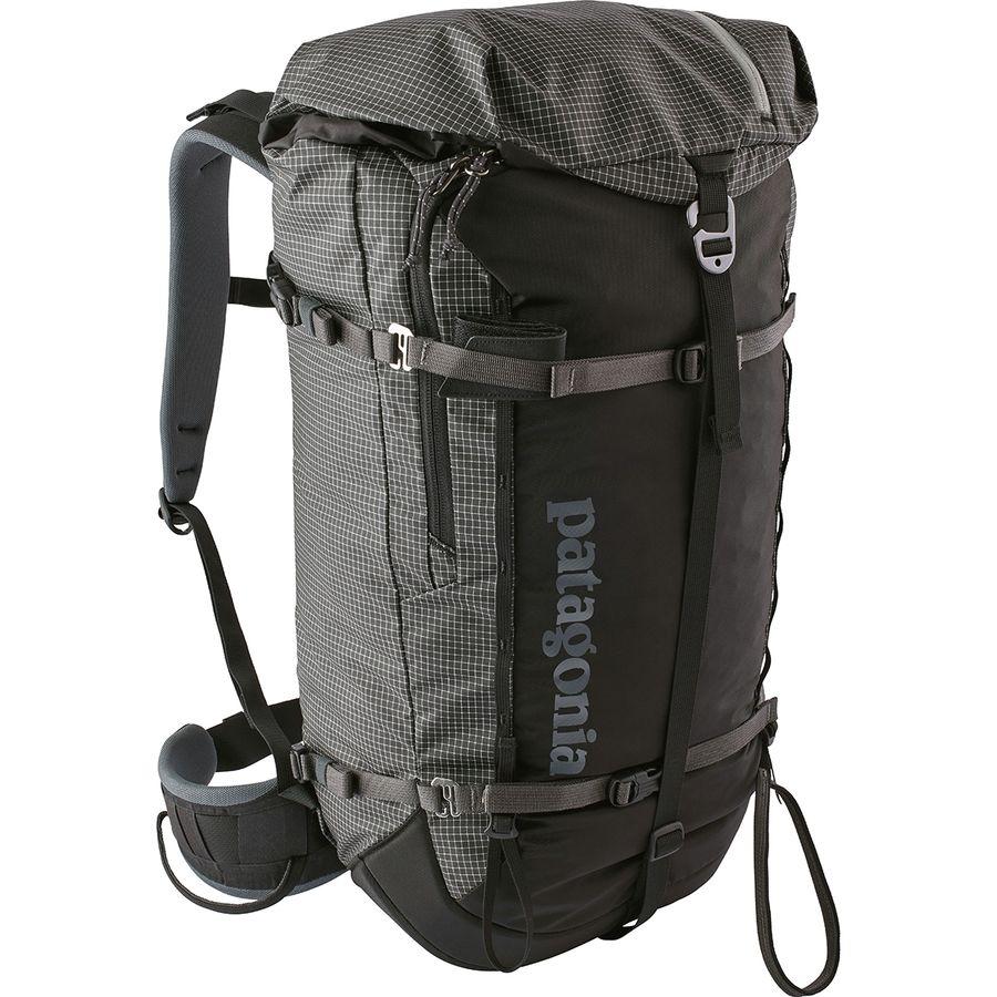 efddda311398 Patagonia - Descensionist 32L Backpack - Ink Black