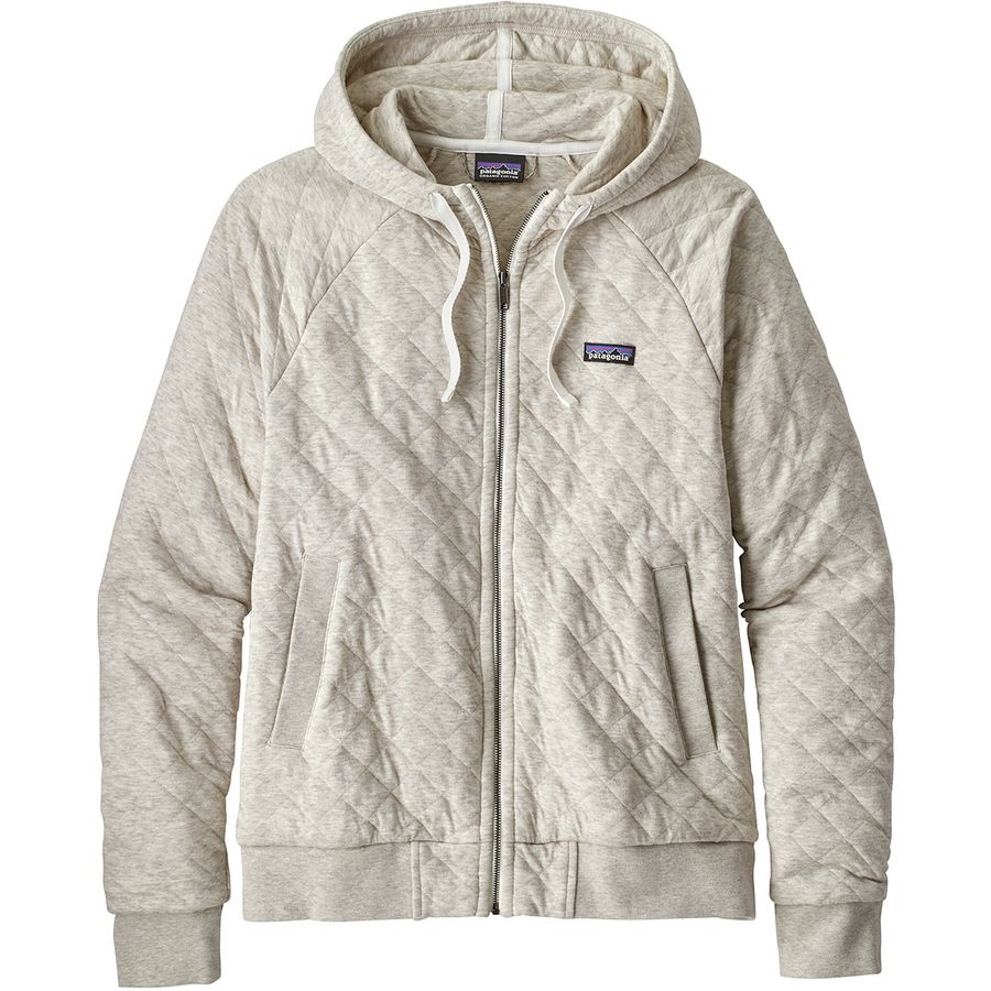 Patagonia Women S Quilted Jacket: Patagonia Organic Cotton Quilt Hooded Jacket