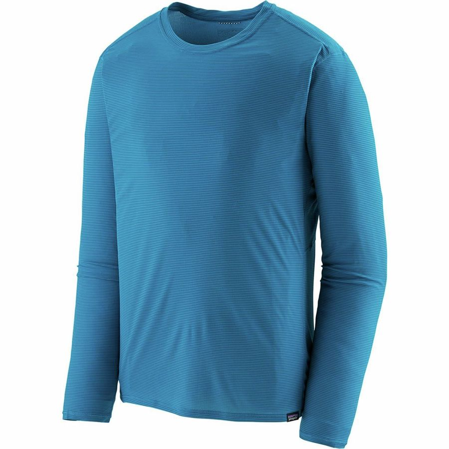 Patagonia Capilene Cool Lightweight Long-Sleeve Shirt ...