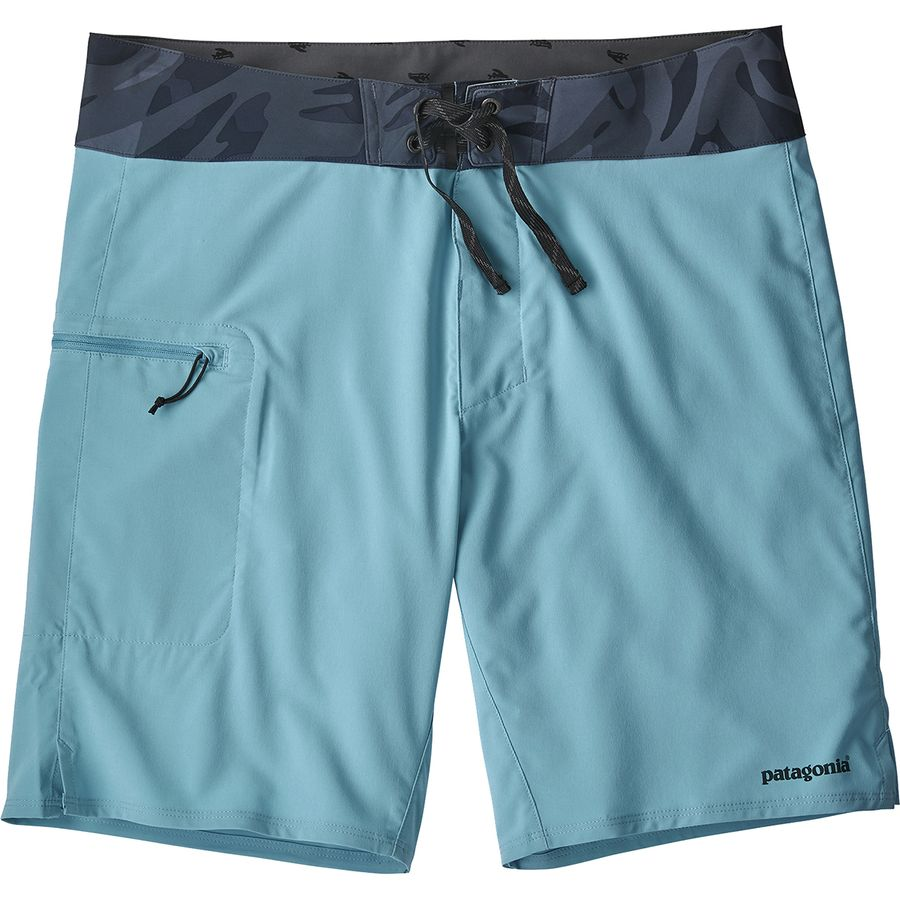 d662e757d2c57 Patagonia - Stretch Planing 19in Board Short - Men's - Break Up Blue