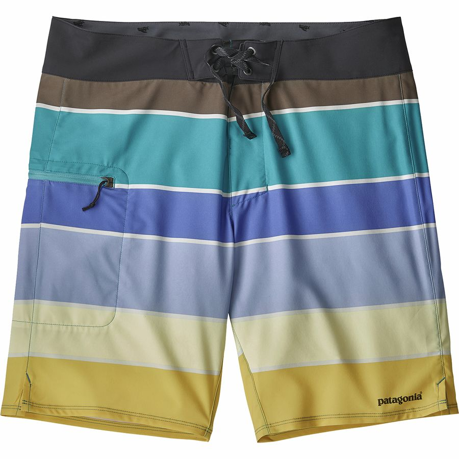 00b19f7a56 Patagonia Stretch Planing 19in Board Short - Men's