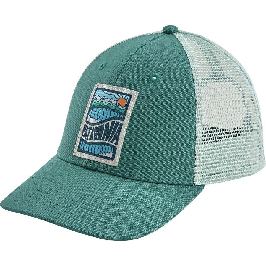 2d1bcfc86 Patagonia Cosmic Peaks LoPro Trucker Hat