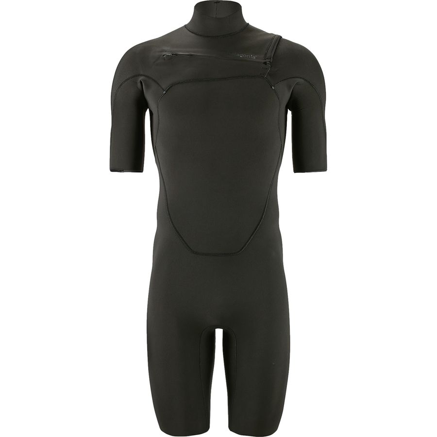 60a60a5f72 Patagonia - R1 Lite Yulex Front-Zip Spring Suit - Men s - Black