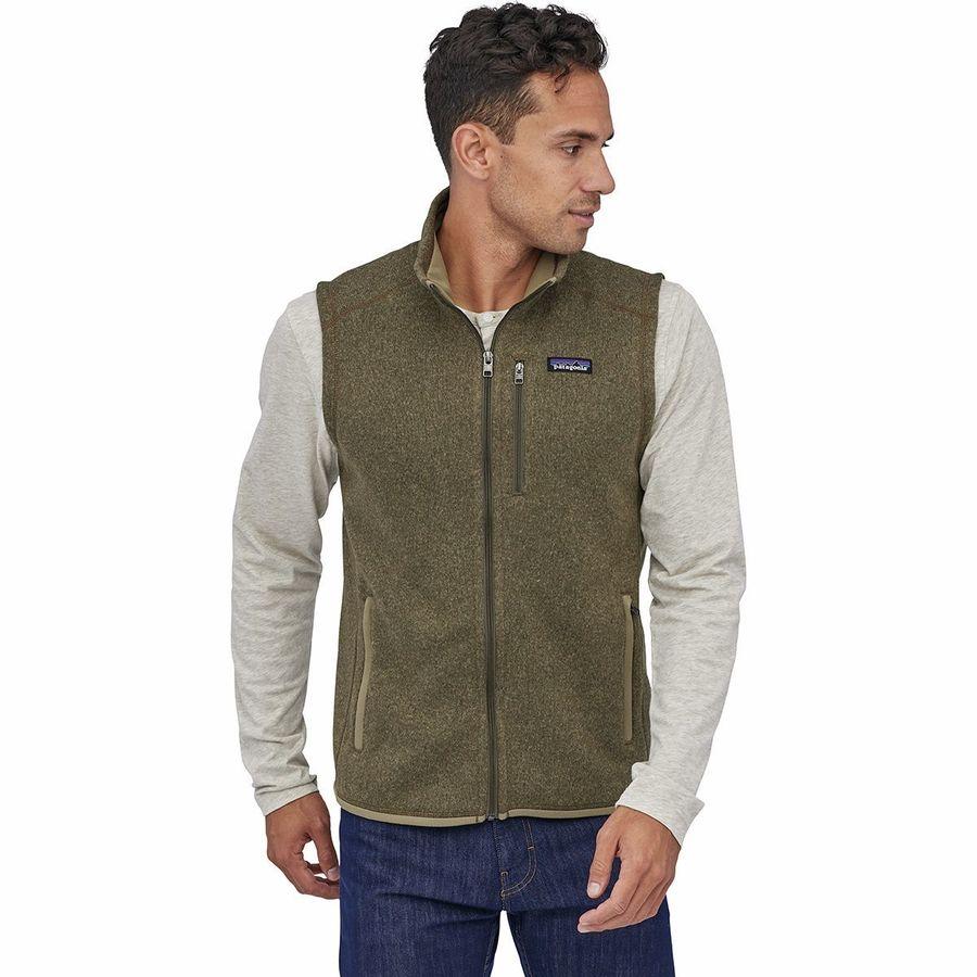 Patagonia fleece better sweater vest aldo betting odds