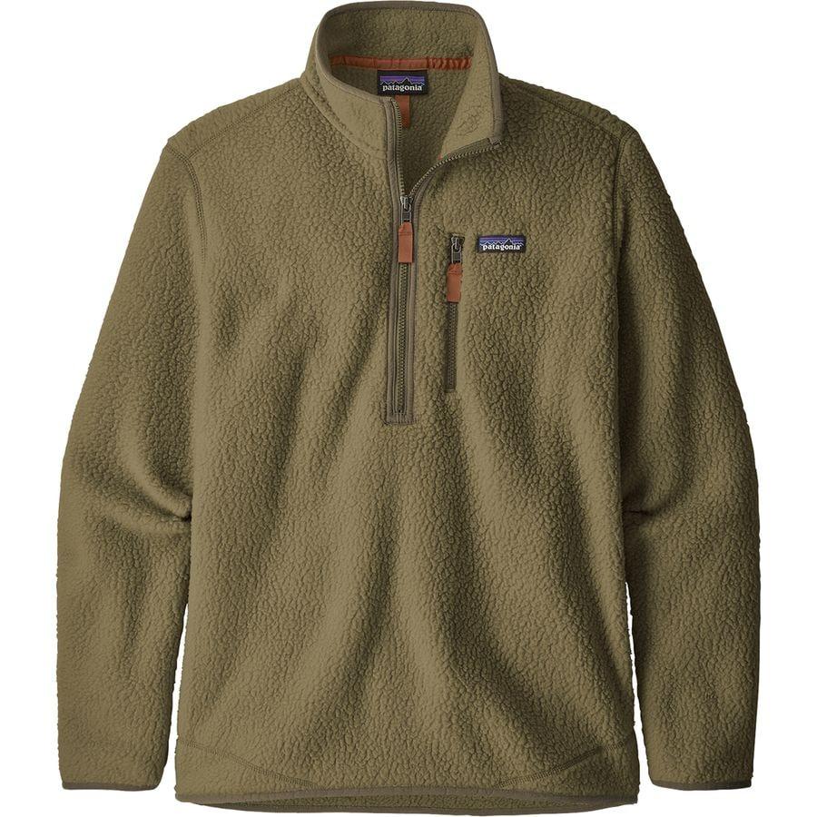 Patagonia Men Retro Pile Fleece Pullover