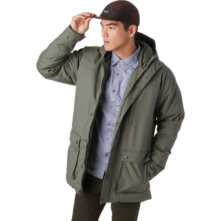 Patagonia Ms Maple Grove Down Parka Hombre