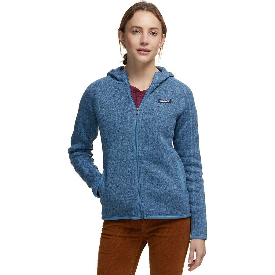 c98118c46 Patagonia Better Sweater Full-Zip Hooded Jacket - Women's