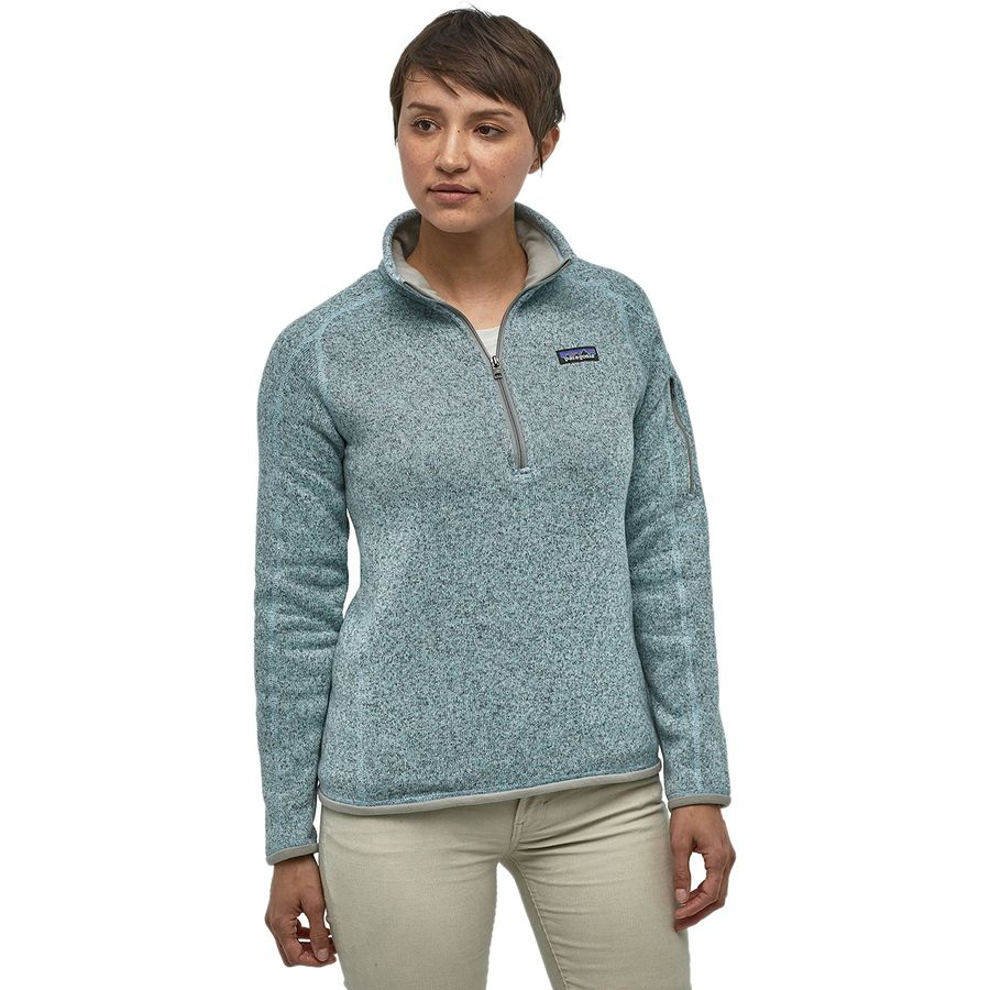 large discount quality products temperament shoes Patagonia Better Sweater 1/4-Zip Fleece Jacket - Women's ...