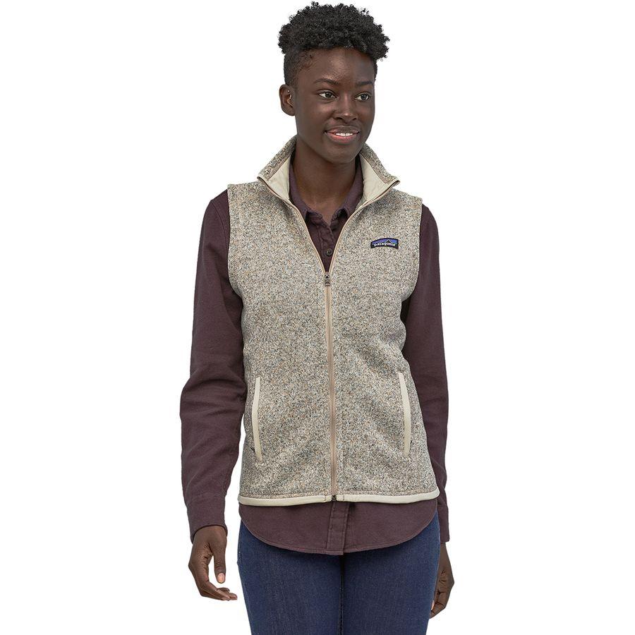 Patagonia Better Sweater Fleece Vest Womens