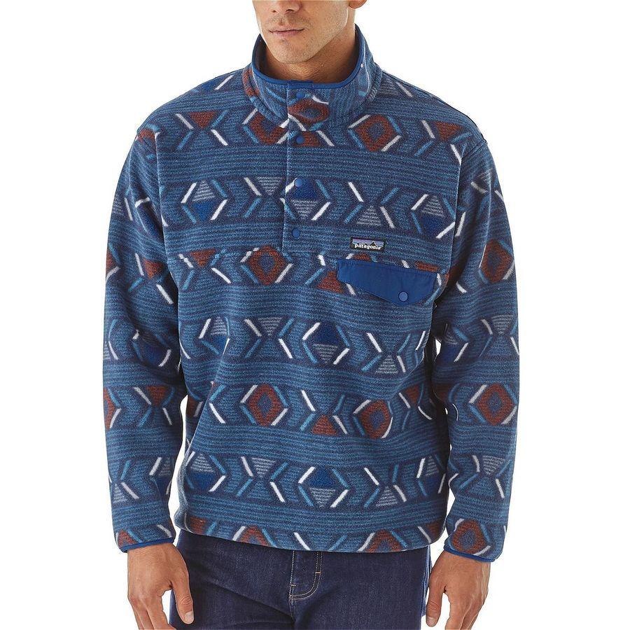 Patagonia Synchilla Snap-T Fleece Pullover - Mens
