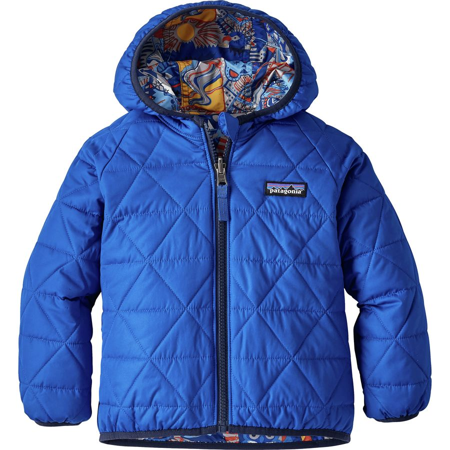 Patagonia Puff Ball Reversible Jacket Infant Boys